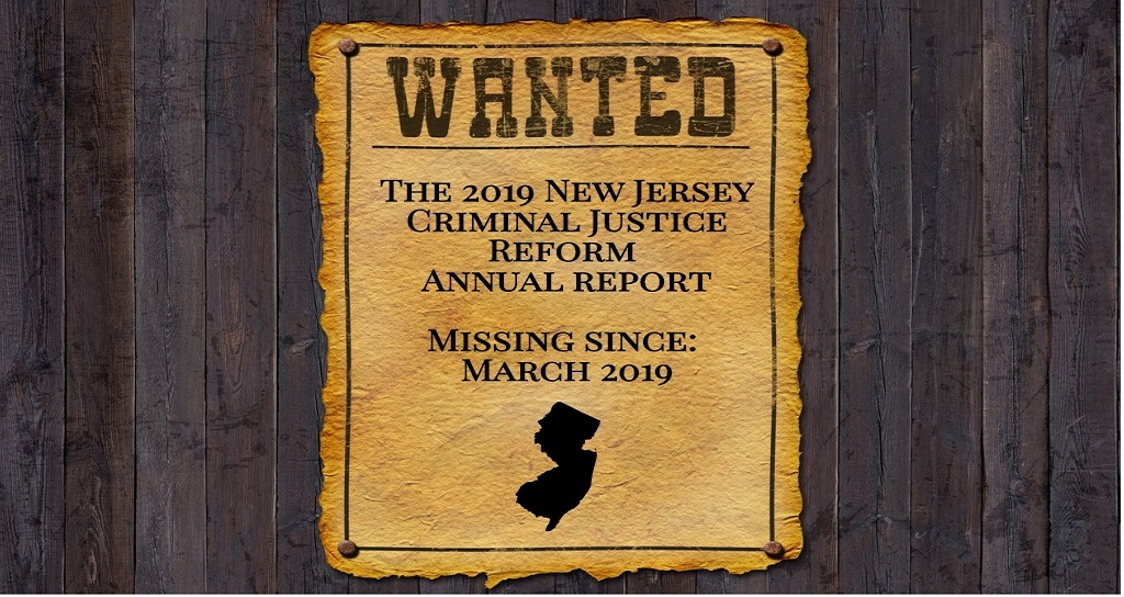 New Jersey Bail Reform Report…Or Not
